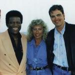 1995-Mit Roberto Blanco auf Gran Canaria