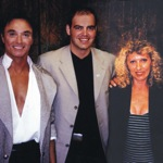 "in Las Vegas bei Sigried  & Roy, privat backstage im ""Mirage-Hotel"""